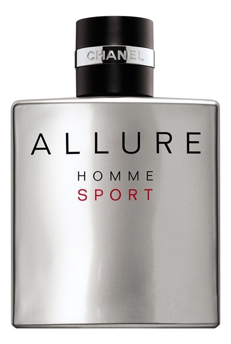 Туалетная вода Chanel Allure Sport Men для мужчин 100 мл.