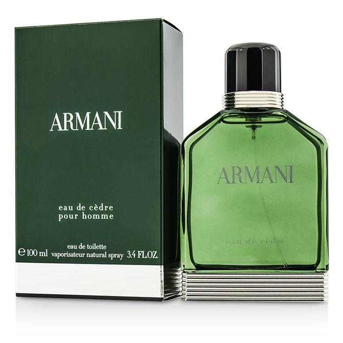 Armani Eau de Cedre 100ml edt