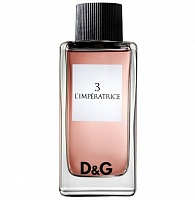 DOLCE AND GABBANA D&G ANTHOLOGY L'IMPERATRICE 3 100 ml (TESTER)
