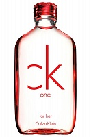 CALVIN KLEIN ONE RED