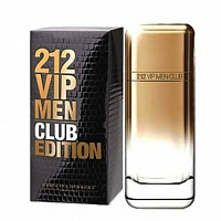 CAROLINA HERRERA 212 VIP MEN CLUB