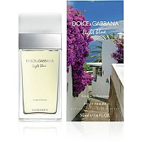DOLCE AND GABBANA LIGHT BLUE ESCAPE TO PANAREA